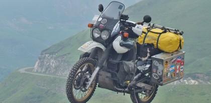 Motorrad & Reisen